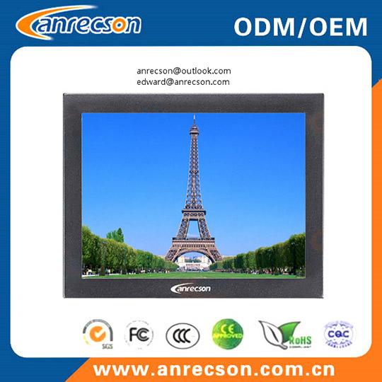Oem Odm 10 4 Inch Cctv Monitor With Hdmi Vga Bnc Input