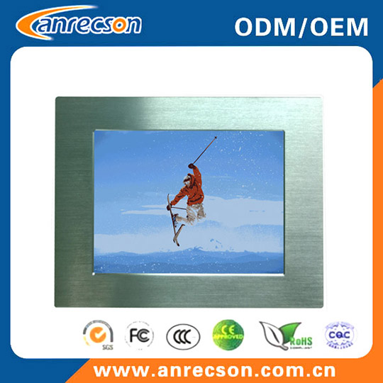 Oem Odm 12 1 Inch High Brightness Sunlight Readable Industrial Touch Panel Pc All In One