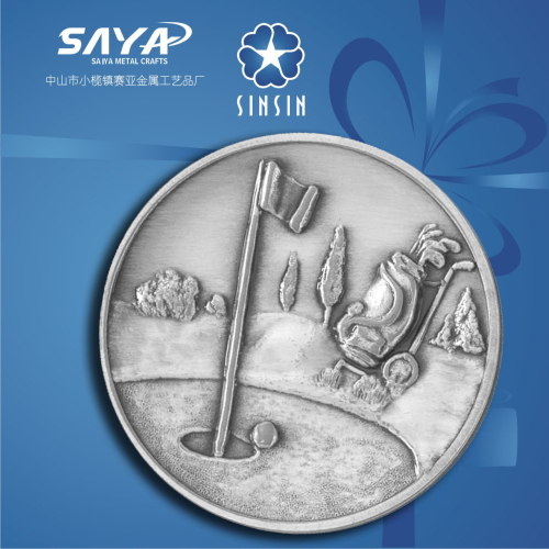 Oem Odm Design Metal Souvenirs Coin