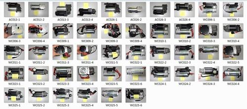Offer Air Suspension Compressor For Benz Bmw Audi Land Rover Etc