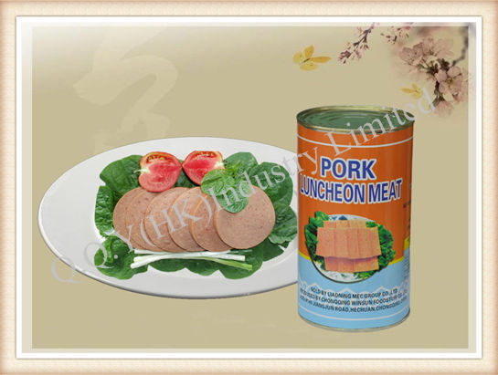 Offer Canned Luncheon Meat