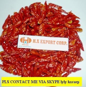 Offer Dried Chilli From Viet Nam