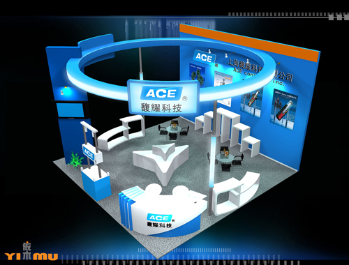 Offer Exhibition Services Booth Design And Construction