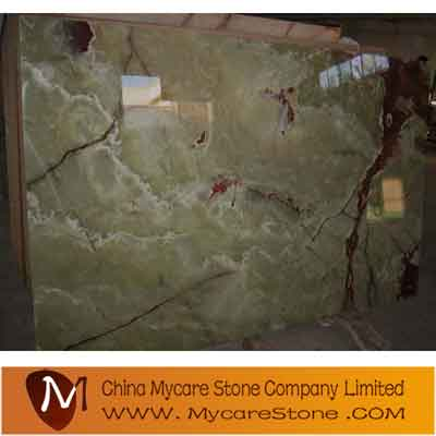 Offer Green Onyx Slab And Tiles