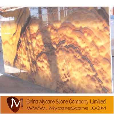 Offer Honey Onyx Slab And Tiles