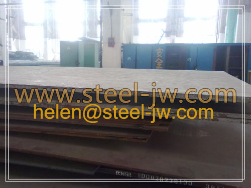 Offer Jis G3125 High Level Weathering Resistant Steel