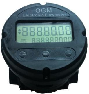 Ogm E 25 40 50 Diesel Gear Flow Meter