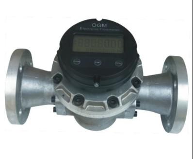 Ogm Flow Meter Oil Liquid Fuel Water Mechanical