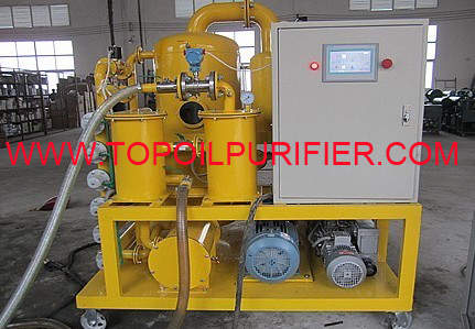 Oil Filtration System Trailer Mounted Hi Vac Transformer Purifier Dielectric Treatment Plant