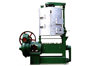 Oil Press Expeller Machine