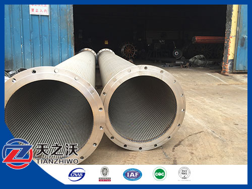 Oil Sand Control Screen Pipe