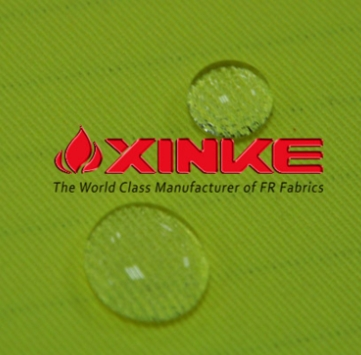 Oil Waterproof Fire Resistant Uniform Fabric