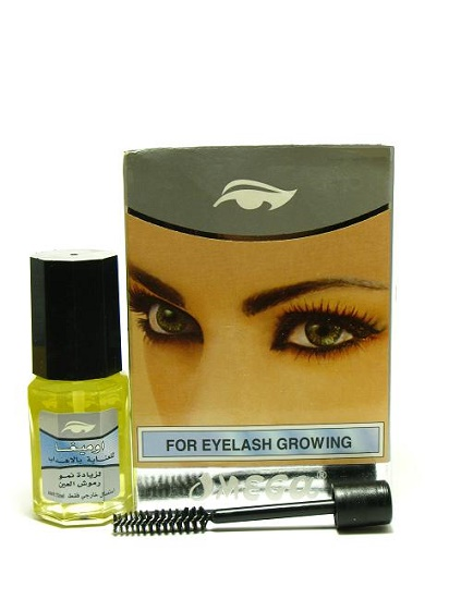 Omega Eyelash Growing Oil