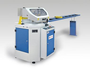 Omrm 125 Single Head Pvc Aluminium Profile Cutting Machine