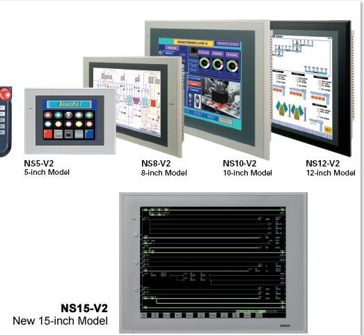 Omron Hmi Terminals Ns10 Tv00b V2