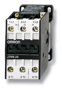 Omron J7kn Motor Contactor