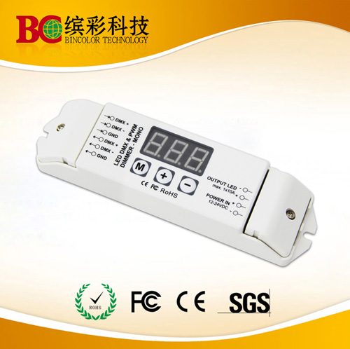 One Channel Dmx12 Decoder And Led Driver