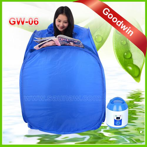One Person Portable Steam Sauna Room Gw 06