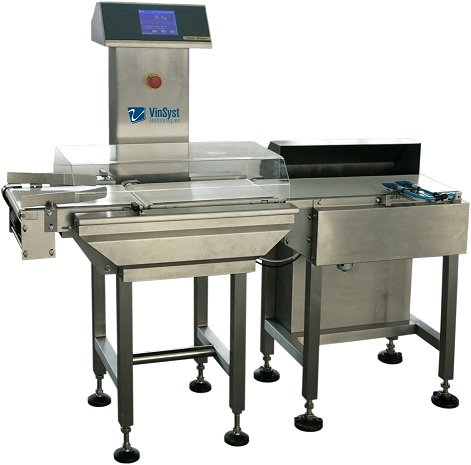 Online Checkweigher Acw 1k