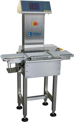 Online Checkweigher Acw 200