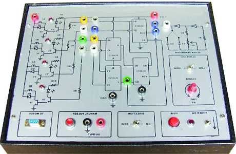 Open Loop Control System Tlc001 Principle Command Timer