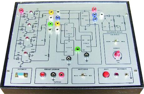 Open Loop Control System Tlc001