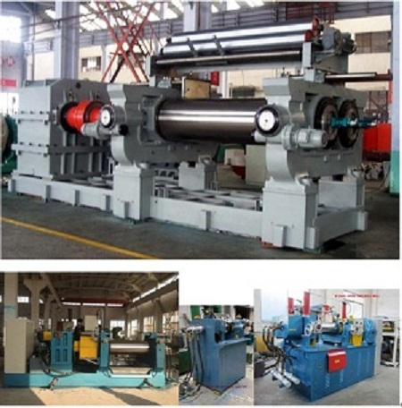 Open Mixing Mill For Rubber And Plastic