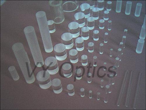 Optical 0 125mm Fused Silica Rod Lens