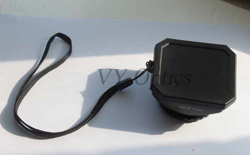 Optical Lens Hood Shade For Camera