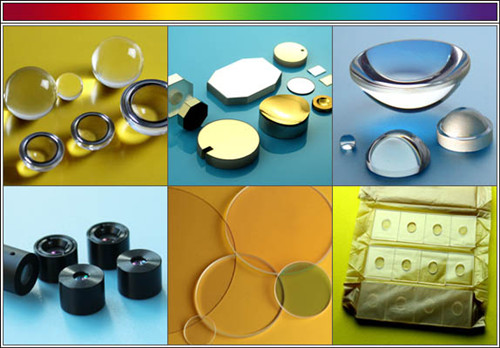 Optical Products Ball Lens Windows Filters Powells