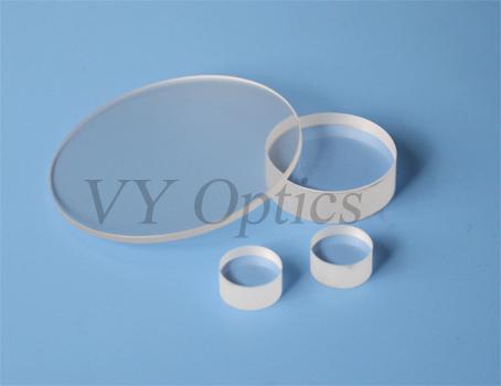 Optical Sapphire Round Square Windows