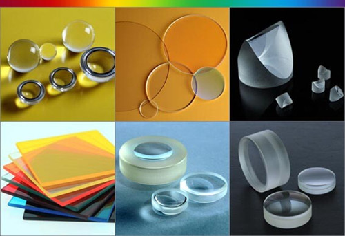 Optical Windows Filters Lens Prisms Mirrors And Powell Ball Etc