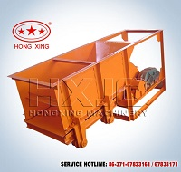 Ore Chute Feeder For Mineral Processing