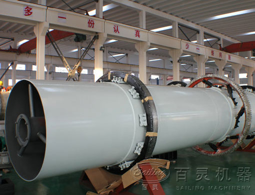 Ore Dryer With High Quality