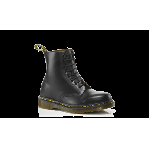 Original Dr Martens Vintage 1460 Black Quilon Boot R12308001