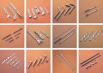 Orthopedic Implants Instruments External Fixators