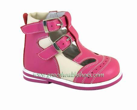 Orthopedic Leather Shoes Sized 19 35