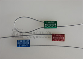 Os6001 Security Seals Cable Cheapest Pull Tight Container