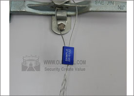 Os6005 2 Security Seals Cable Cheapest Pull Tight Container