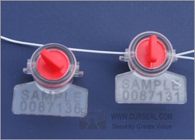 Os7004 Security Seals Meter
