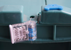 Os7009 Security Seals Meter And Rfid