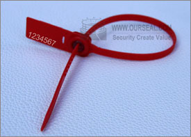 Os7011 Security Seals Pull Tight Plastic