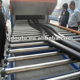 Other Heat Insulation Materials Type Nbr Pvc Rubber Engineered Foam Production Line