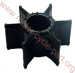 Outboard Water Pump Impeller Yamaha Screw Propeller
