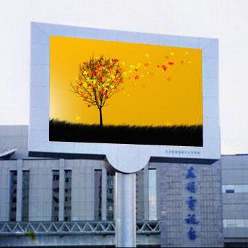 Outdoor Advertisment Full Color Led Display