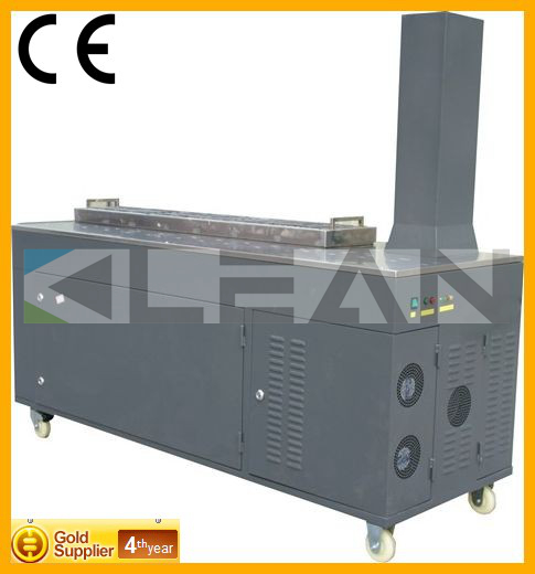 Outdoor Barbecue Stove Grill With Electrostatic Air Filter