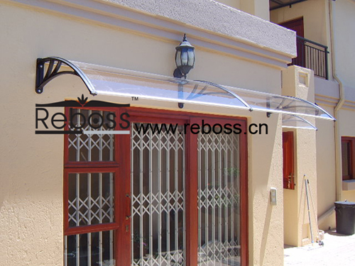 Outdoor Decorations Canopy Awning D2400a L