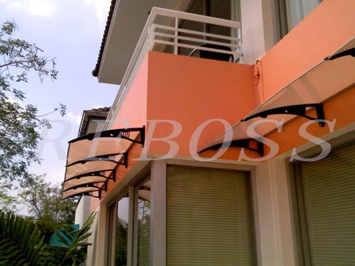 Outdoor Decorations Window Awnings F800a L