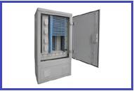 Outdoor Floor Standing Smc Cross Connect Cabinet
