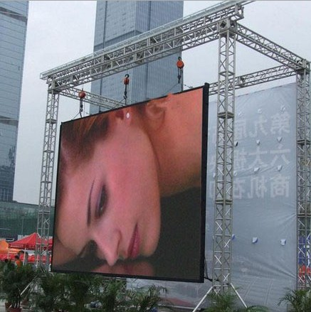 Outdoor Full Color Led Display P20mm